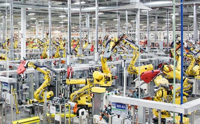 Foxconn запустит полностью автоматизированные фабрики