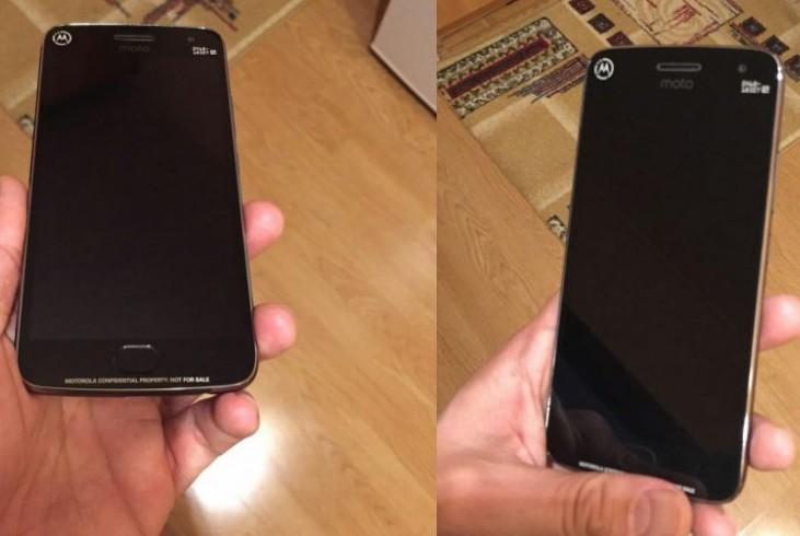 Всеть появились первые фотографии нового телефона отMotorolla Moto G5 Plus
