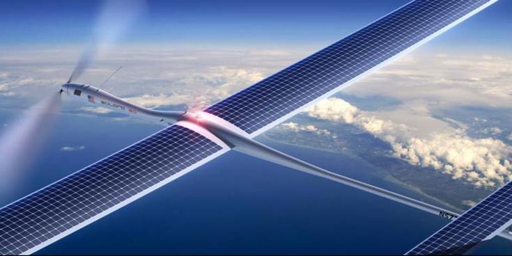 Компания Alphabet сворачивает проект интернет-дронов насолнечных батареях