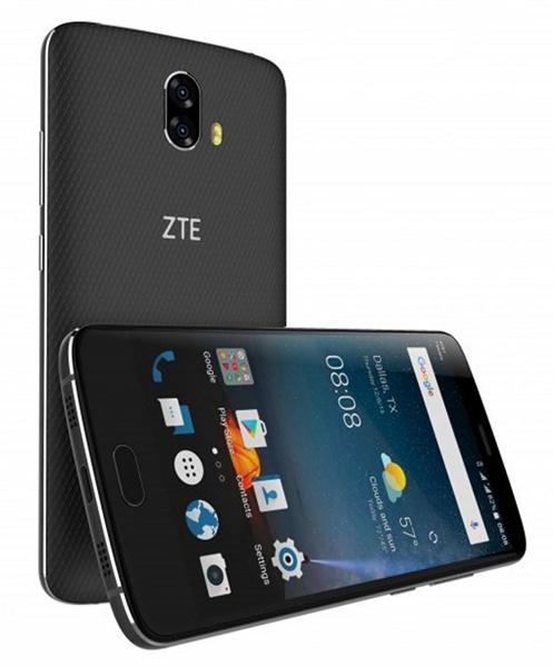 ZTE представила смартфон сосдвоенной камерой за200 долларов