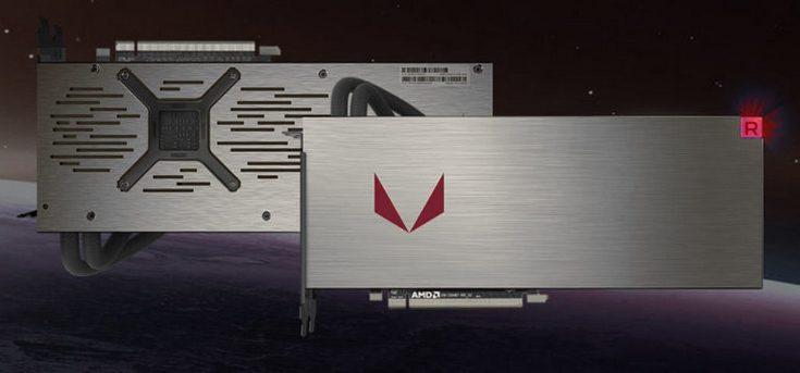 AMD выпустит три видеокарты Radeon RX Vega