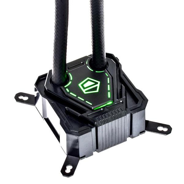 Система жидкостного охлаждения ID-Cooling Hunter Duet II получила увеличенный радиатор и новые помпы