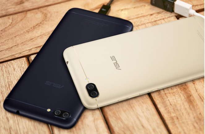 Долгоиграющий ASUS ZenFone 4 Max сдвойной камерой рассекречен в РФ