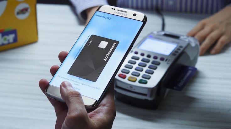 Samsung может поделиться сервисом Samsung Pay с другими компаниями