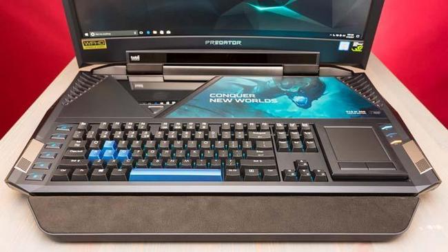 Поставки игровых ноутбуков Acer выросли вдвое