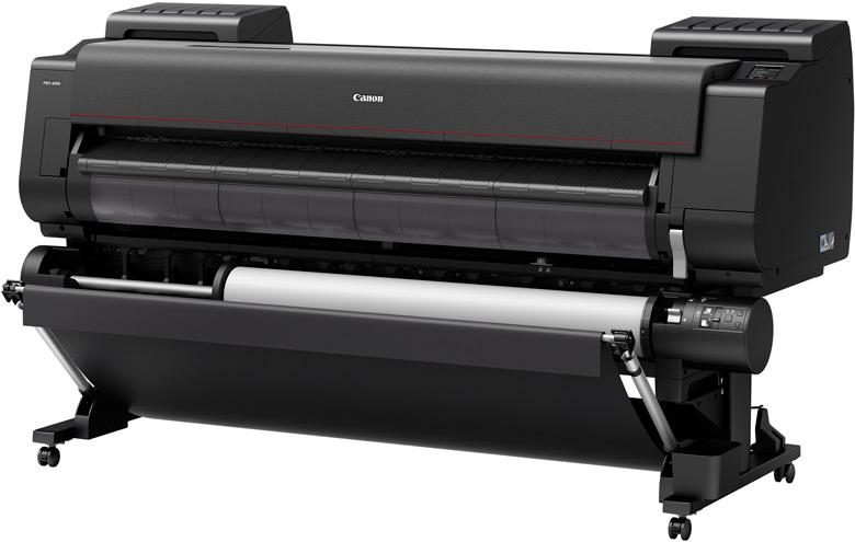 Принтер Canon imagePROGRAF PRO-6000 предназначен для фотографов и художников