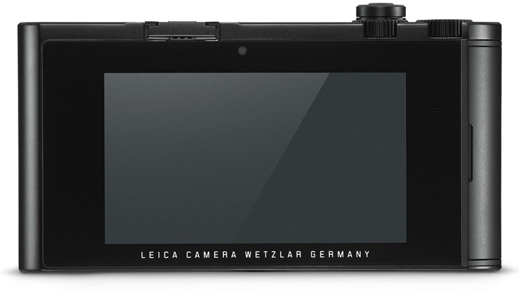 Представлена беззеркальная камера Leica TL2