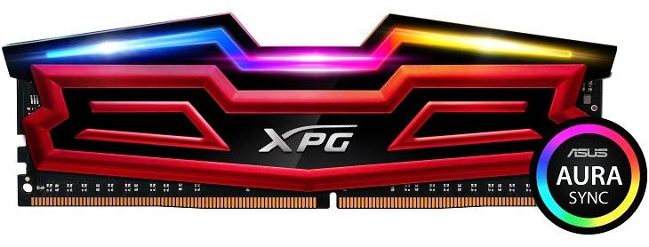 Планки Adata XPG Spectrix D40 способны преодолеть отметку 4 ГГц