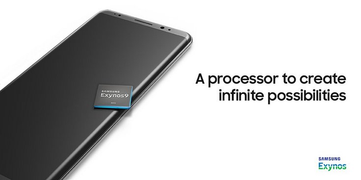 Планшетофон Samsung Galaxy Note 8 рекламируют в твиттере Samsung Exynos