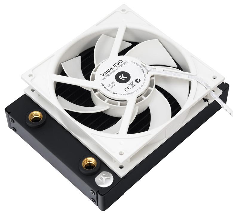 Вентиляторы EK-Vardar EVO останавливаются, если скважность ШИМ превышает заданный порог