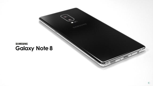 Вместе с Samsung Galaxy Note 8 могут быть представлены беспроводные наушники с поддержкой Bixby