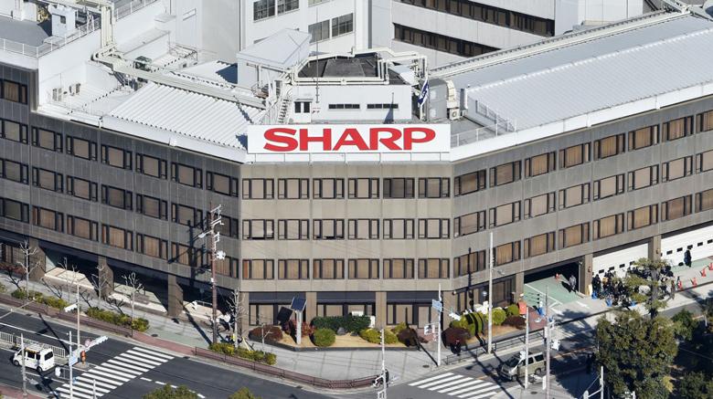 Активы Sharp по состоянию на конец квартала оценивались в 16,03 млрд долларов