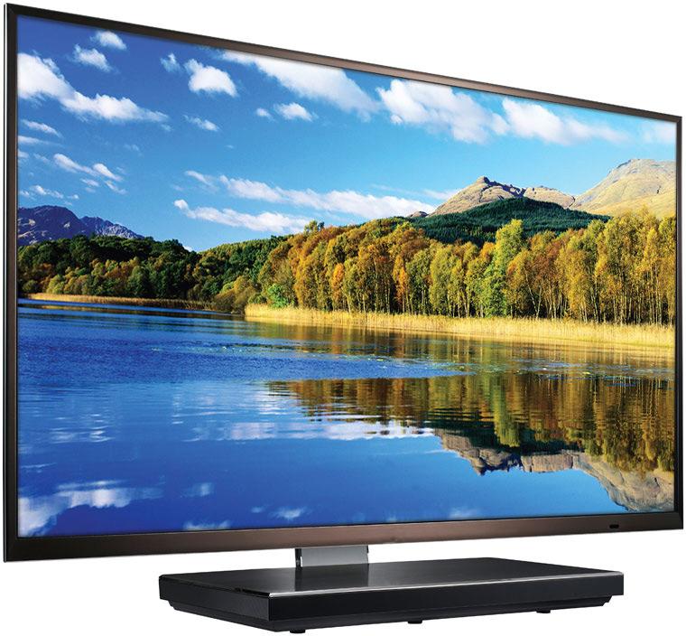 Производители пытаются уйти от ценового давления, увеличивая долю моделей с большими экранами