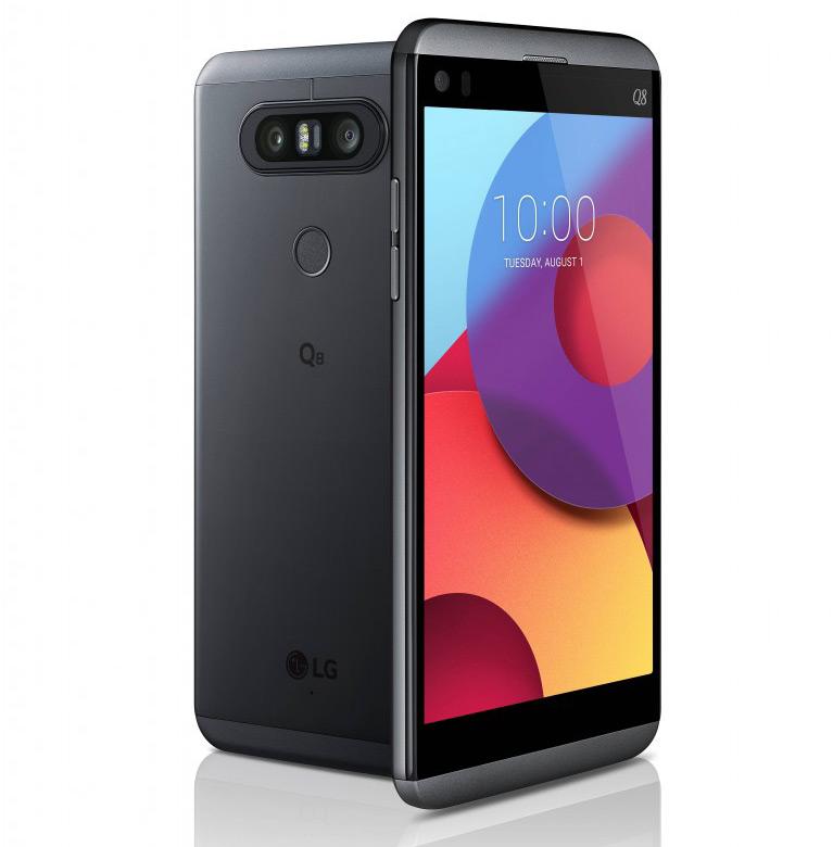 Европейские продажи LG Q8 начинаются на этой неделе