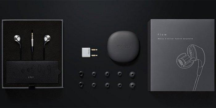Представлены наушники Meizu Flow стоимостью $89