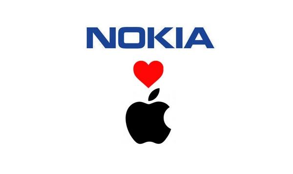 Apple выплатила нокиа $2 млрд для урегулирования патентного спора