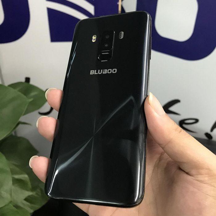 Смартфон Bluboo S8 копирует Samsung Galaxy S8 только в дизайне фронтальной панели