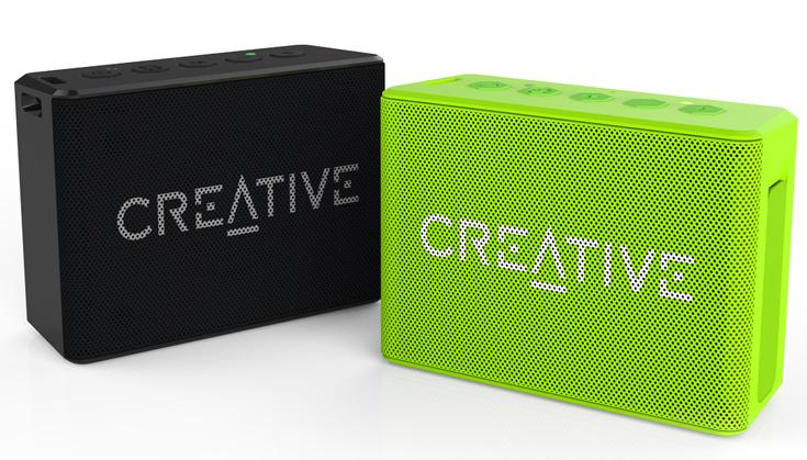 Габариты Creative Muvo 1c равны 67 x 93 x 38 мм