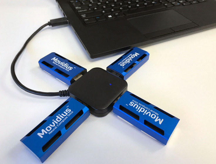 Intel выпустила USB-ускоритель искусственного интеллекта для любогоПК