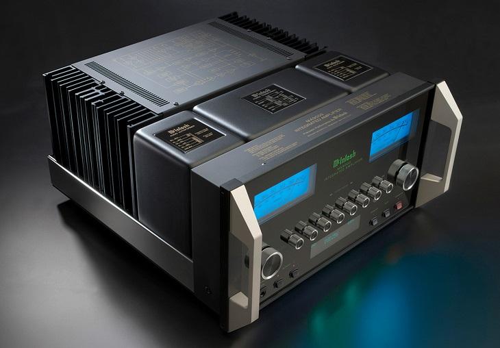 McIntosh MA9000: мощный и очень дорогой интегрированный усилитель