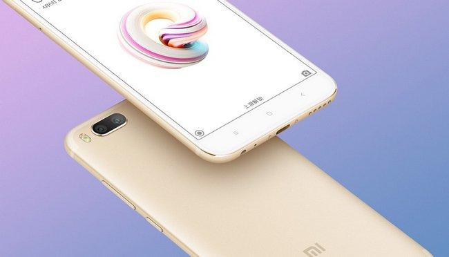 Смартфон Xiaomi Mi 5X прошел сертификацию FCC
