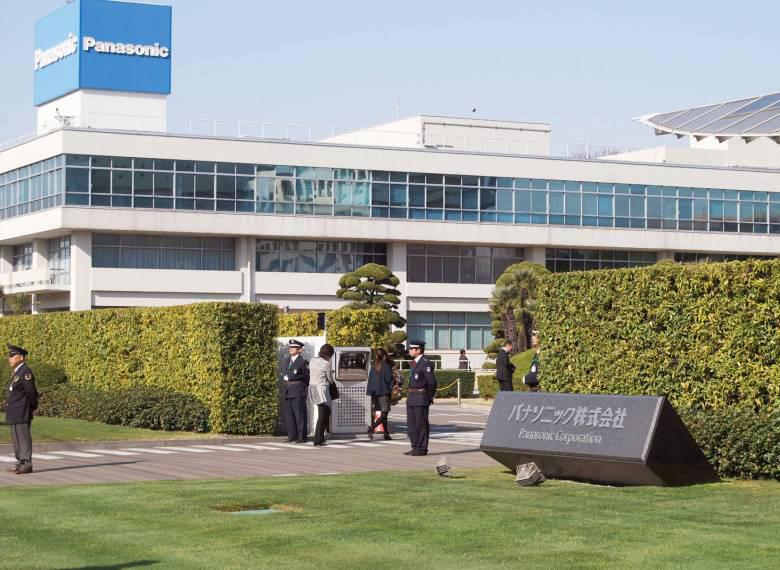 У Panasonic это был первый квартал 2018 финансового года