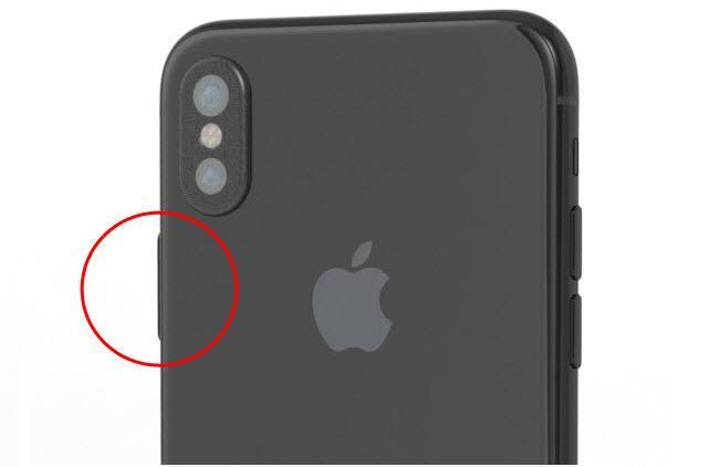 Новые изображения iPhone 8 намекают, что сканер отпечатков пальцев может находиться под кнопкой включения смартфона