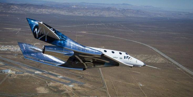 Virgin Galactic намерена начать коммерческие суборбитальные полёты уже через год