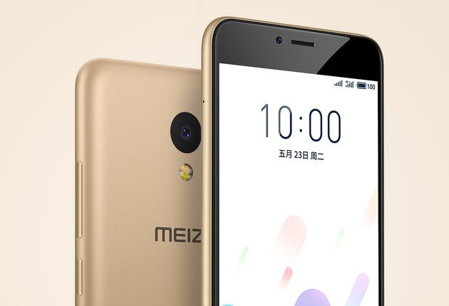 Meizu выпустила смартфон A5 за $103