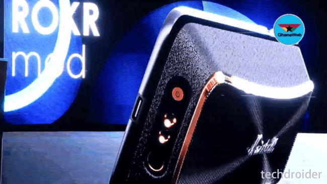 Lenovo показала новые модули Moto Mods для смартфонов Moto Z
