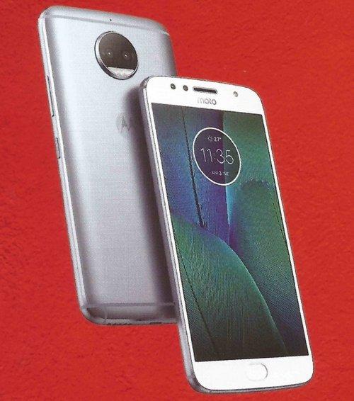 Смартфоны Moto G5S и Moto G5S Plus оценены в 300 и 330 евро соответственно