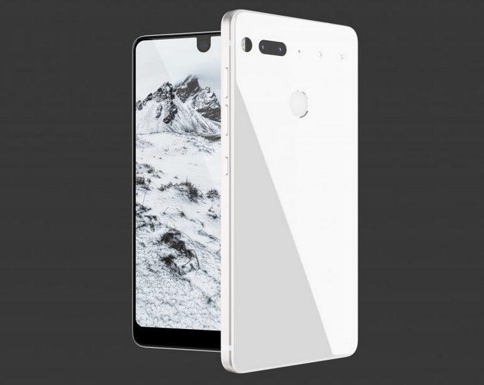 Безрамочный смартфон Essential PH-1 обещают выпустить в ближайшее время