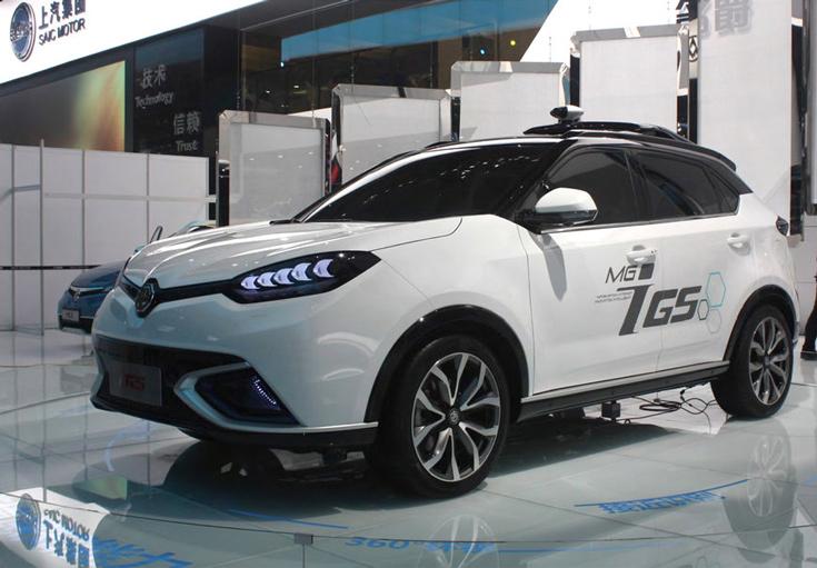 Huawei, SAIC Motor и China Mobile показалт дистанционное управление автомобилем по сети 5G