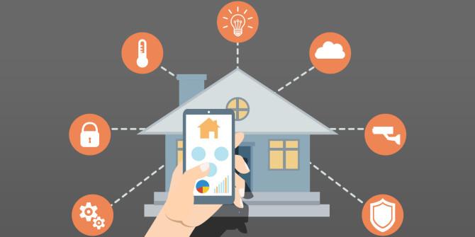 Северная Америка лидирует в вопросе внедрения технологий умного дома