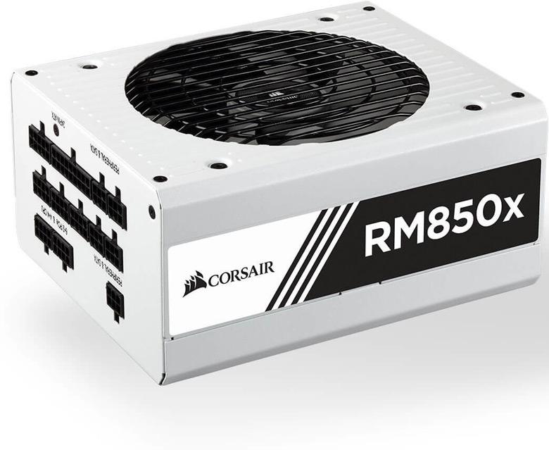 Блоки питания Corsair RMx оснащены модульными кабельными системами