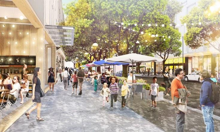 Facebook хочет построить небольшую деревню Willow Campus площадью 240 000 квадратных метров