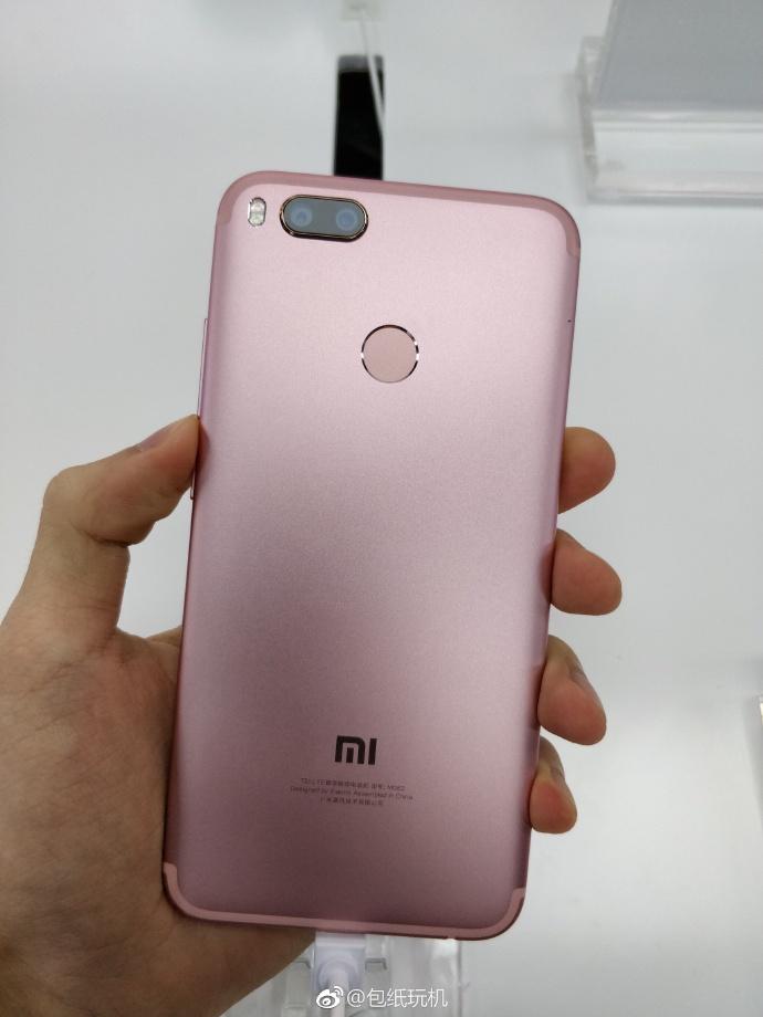 Xiaomi Mi 5X  Обзоры описания тесты отзывы  Мобильные