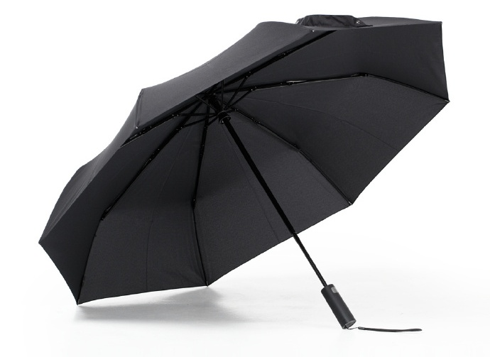 Автоматический зонтик Xiaomi стоимостью $15 защитит от дождя и солнца