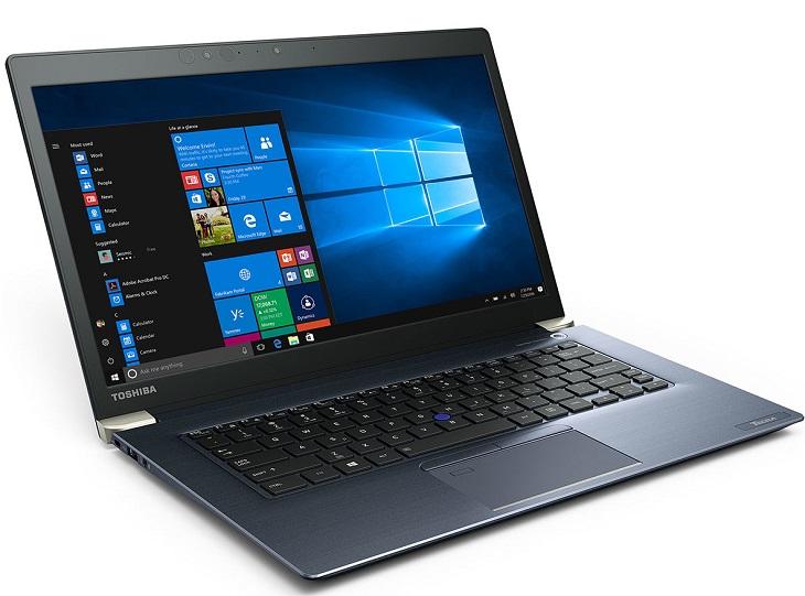 14-дюймовый ноутбук Toshiba Tecra X40 весит менее 1,3 кг и работает до 13 часов