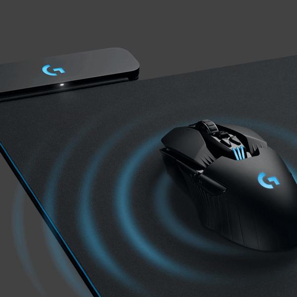 Logitech PowerPlay — коврик, умеющий постоянно подзаряжать лежащую на нём мышку