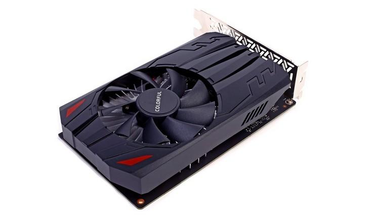 Colorful ограничилась единственной моделью адаптера GeForce GT 1030 в своём ассортименте