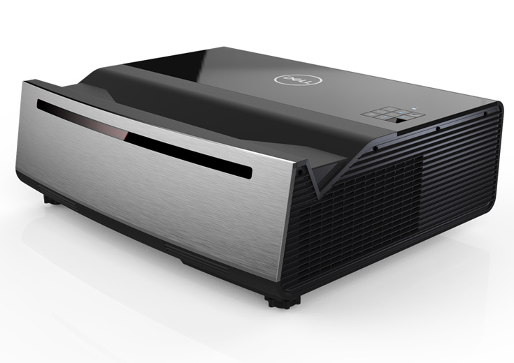 Проектор Dell Advanced 4K Laser Projector (S718QL) стоит $5999