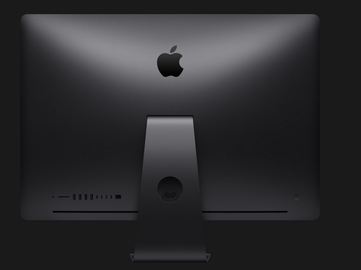 Apple представила iMac Pro — моноблок с 18-ядерным процессором Intel Xeon, 128 ГБ ОЗУ и видеокартой Radeon Pro Vega