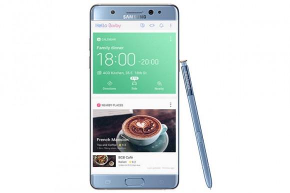 Восстановленные мобильные телефоны Самсунг Galaxy Note 7 поступят в реализацию 7июля