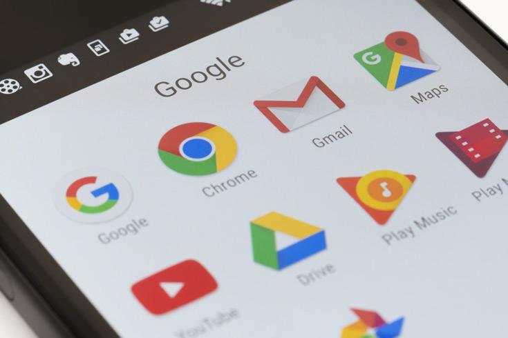 Google небудет просматривать почтовые ящики пользователей