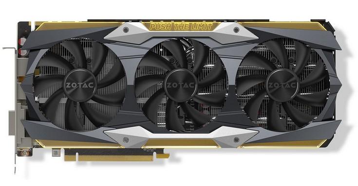 3D-карта Zotac GeForce GTX 1080 Ti AMP Extreme Core Edition получила немалый разгон ядра и памяти