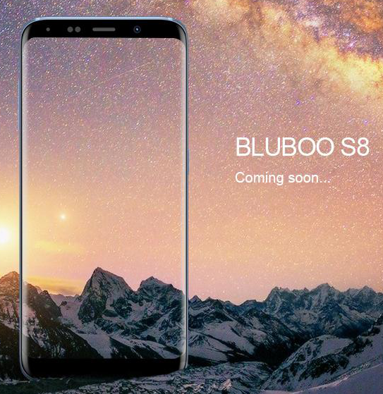 Bluboo анонсировала копию телефона Самсунг Galaxy S8