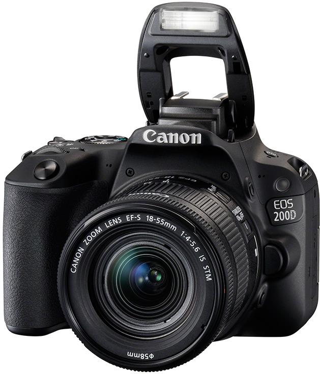 В ближайшее время ожидается анонс камеры, которая станет преемницей модели Canon EOS 200D