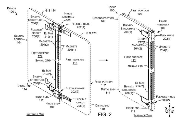 Модель Microsoft Surface Phone может оказаться складным планшетом