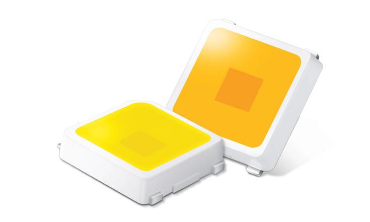 Для светодиодов Samsung LM301B выбран новый корпус